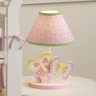 Butterfly Garden Lamp With Shade
