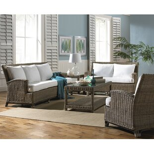Exuma 5 Piece Conservatory Living Room Set