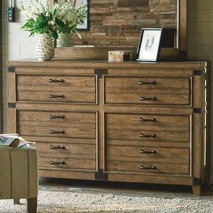 Brigadoon 6 Drawer Standard Dresser by Loon Peak