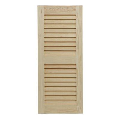 Decorative interior shutters wayfair - Decorative interior wall shutters ...