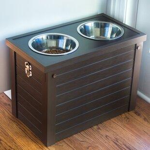 Dog Food Storage And Feeder | Wayfair
