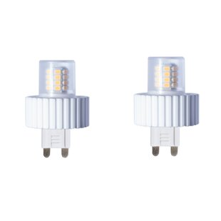 5w G9 Dimmable Led Capsule Light Bulb Set Of 2