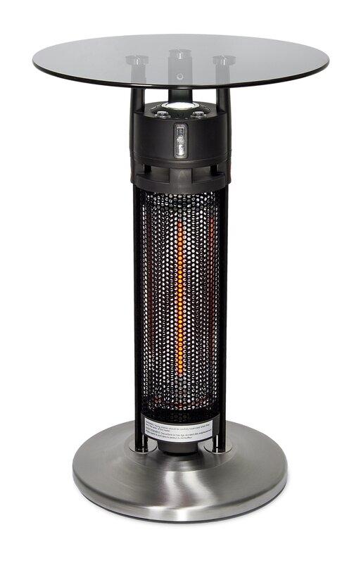 Pureheat Table 1500 Watt Electric Patio Heater