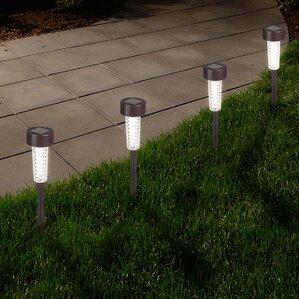 1light led pathway light set of 6