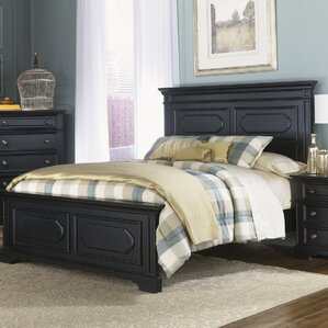 Linda Panel Bed by Darby Home Co