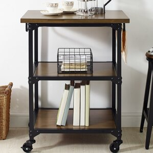Denice Multifunction Kitchen Cart by Will..