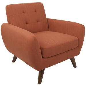 Springdale Mid-Century Modern Armchair