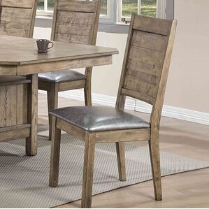 Lyerly Upholstered Dining Chair (Set of 2..