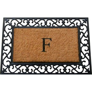 Tuffcor with Border Doormat