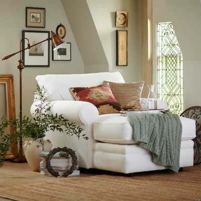Farmhouse Amp Rustic Chaise Lounge Chairs Birch Lane