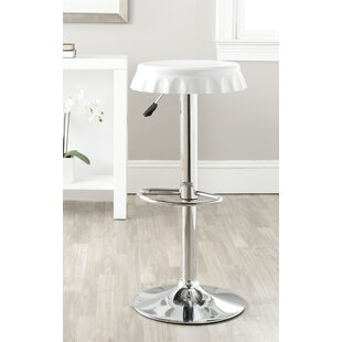 Rea Adjustable Height Swivel Bar Stool