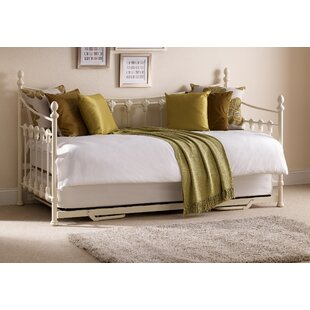 Adan Daybed With Trundle And Mattress