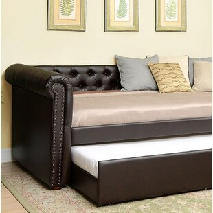 Leather Daybed | Wayfair