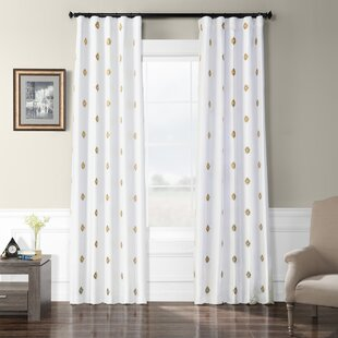 36395ee962002f Silk Curtains & Drapes You'll Love | Wayfair