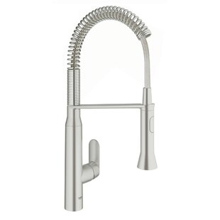 K7 Single Handle Kitchen Faucet With Silkmove By Grohe