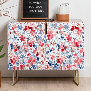 Ninola Liberty Colorful Petals Sideboard