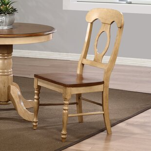 Huerfano Valley Solid Wood Dining Chair (Set of 2)
