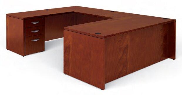 Delicieux Ventnor U Shaped Executive Desk