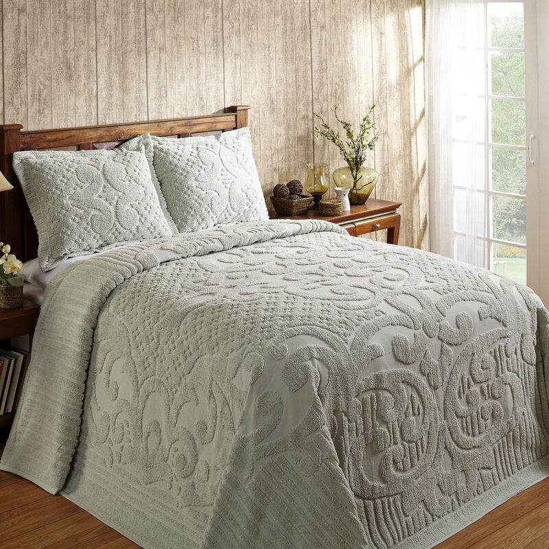 alcott hill kirkwall bedspread reviews wayfair. Black Bedroom Furniture Sets. Home Design Ideas