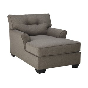 Ashworth Chaise Lounge  sc 1 st  Wayfair.com : armchair chaise - Sectionals, Sofas & Couches