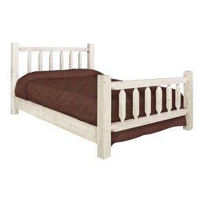 Abella Panel Bed by Loon Peak