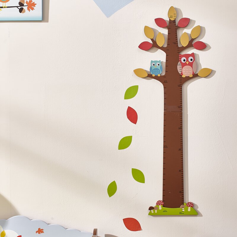 Enchanted Woodland Growth Chart
