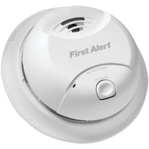 ionization smoke alarm - First Alert Smoke Alarm