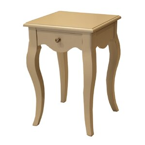 Ashley End Table by Carolina Accents