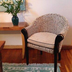 Banana Leaf Paris Barrel Chair