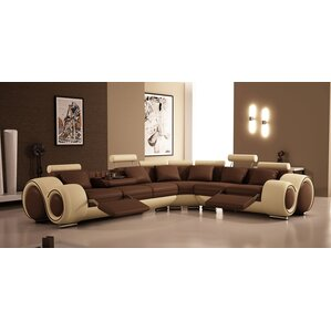 sc 1 st  Wayfair & Reclining Sectionals Youu0027ll Love | Wayfair islam-shia.org
