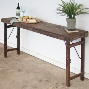Folding Console Dining Table Wayfair