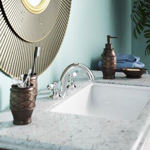 Rufina 4 Piece Bathroom Accessories Set