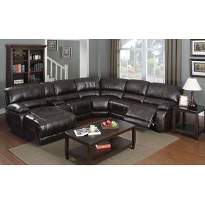 Christopher Reclining Sectional Collection by E-Motion Furniture
