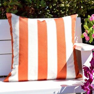 Orange Outdoor Pillows You Ll Love Wayfair
