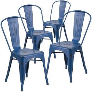 Modern Contemporary Metal Mesh Patio Chair Allmodern