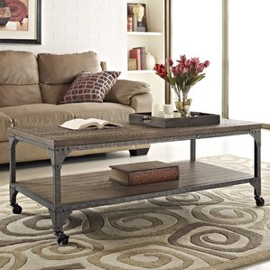 Ioanna Coffee Table by Mercury Row