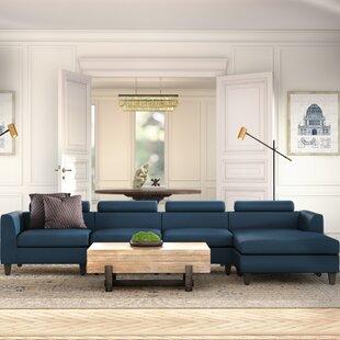 Sofa Deep Seating Sectional Wayfair