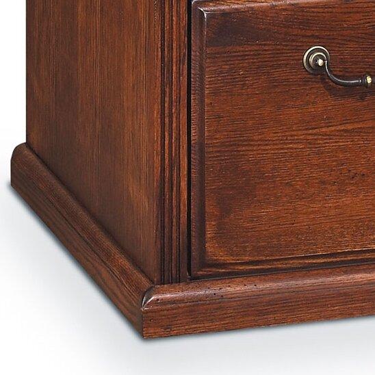 Huntington Oxford 4 Drawer File Cabinet