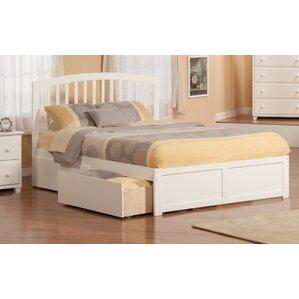 allenville storage platform bed - Drawer Bed Frame
