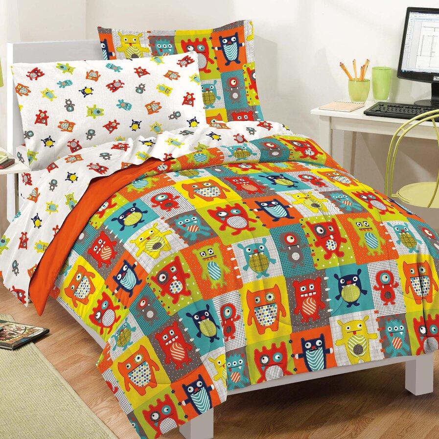 toddler boys comforter sets wayfair