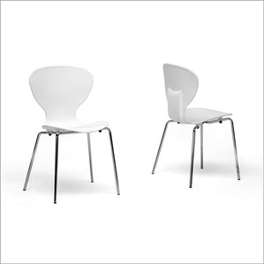 Baxton Studio Boujan Side Chair (Set of 2) by Wholesale Interiors