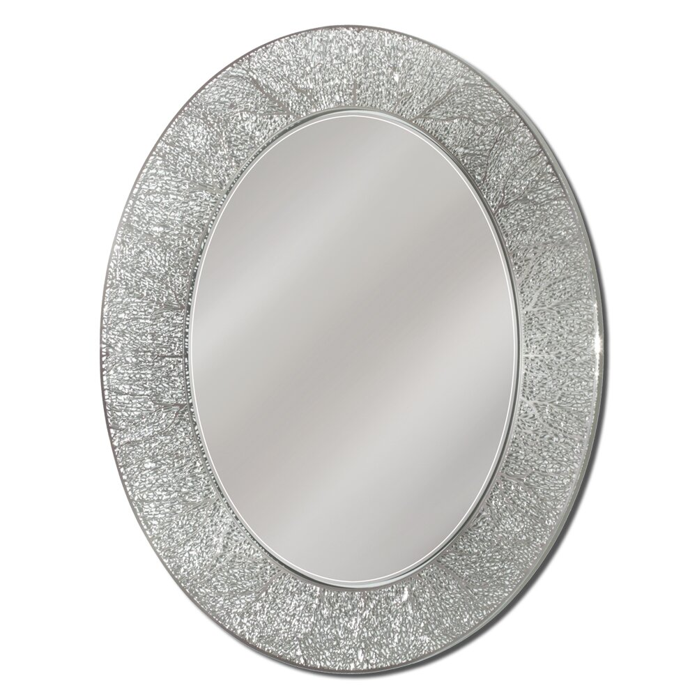 House of Hampton Danette Coral Bathroom/Vanity Mirror & Reviews ...