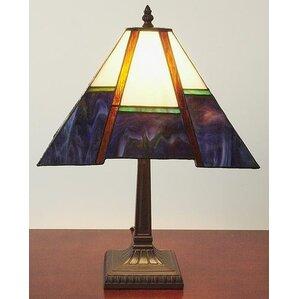 Jace 17  Tiffany Table L&  sc 1 st  Wayfair & Robert Louis Tiffany Lamp | Wayfair azcodes.com