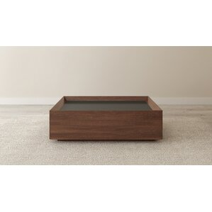 Ulster Solid Walnut Coffee Table by Brayden ..