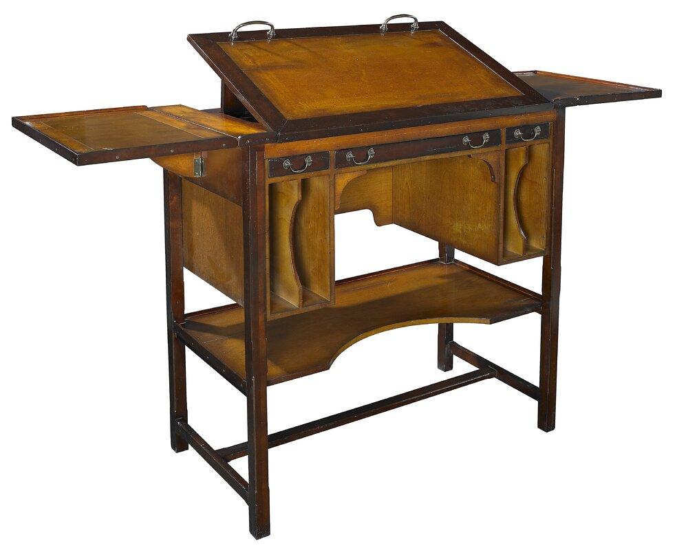 authentic models bureau architect drafting table reviews wayfair. Black Bedroom Furniture Sets. Home Design Ideas