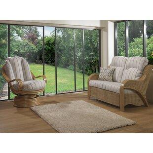 Lynnhaven 2 Piece Sofa Set by Beachcrest Home