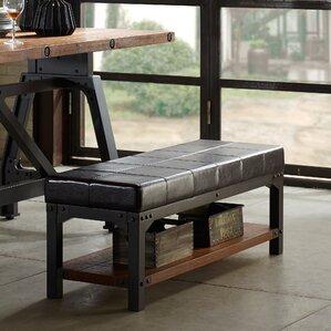 Lancaster Storage Bench by INK+IVY