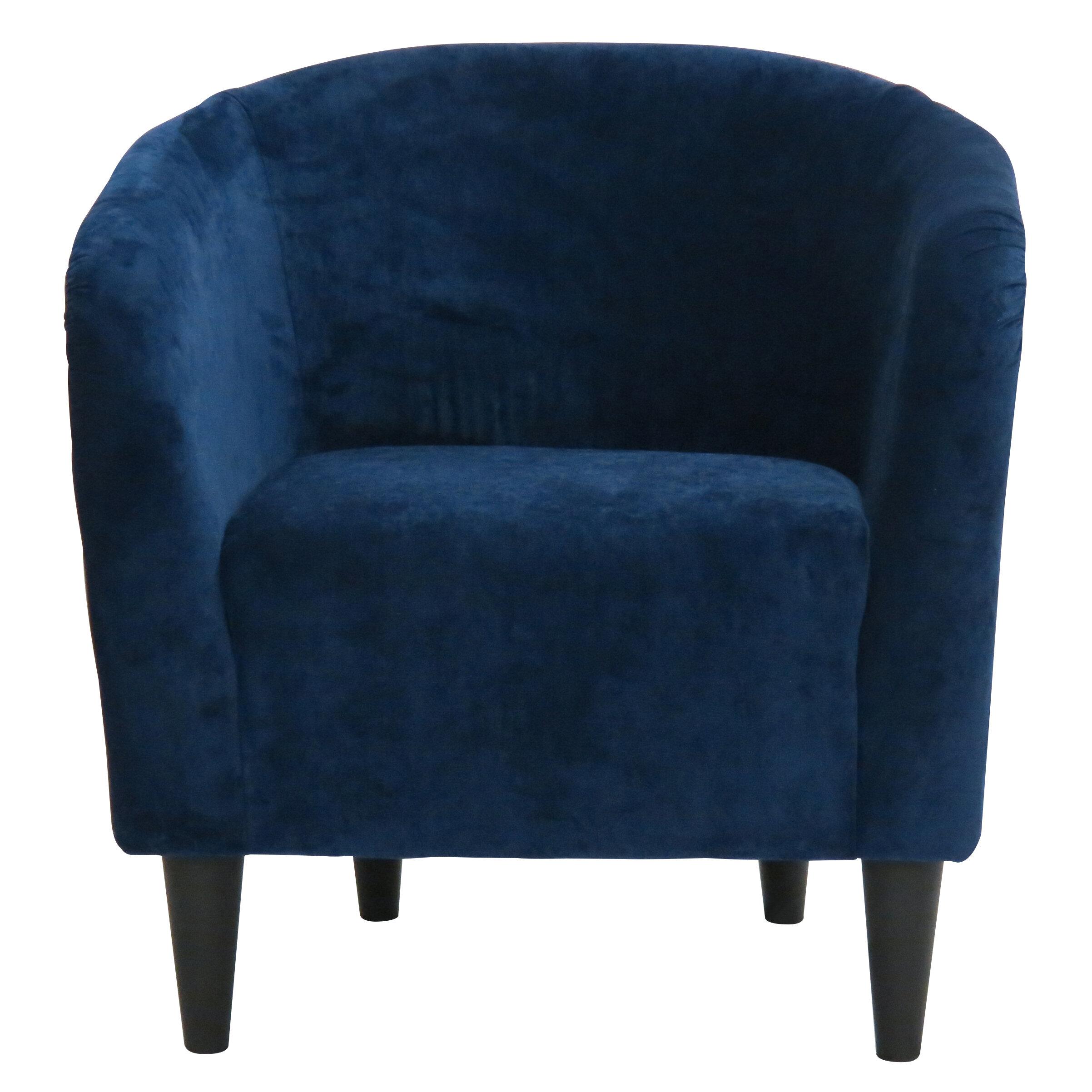 Willa Arlo Interiors Sabio Barrel Chair U0026 Reviews   Wayfair