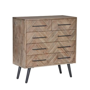 Toro 5 Drawer Dresser by Union Rustic