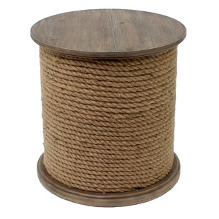 Lovely Nautical Rope End Tables | Wayfair DI77